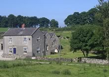 Upper Oldhams Farm, Pennine Bridleway accommodation.